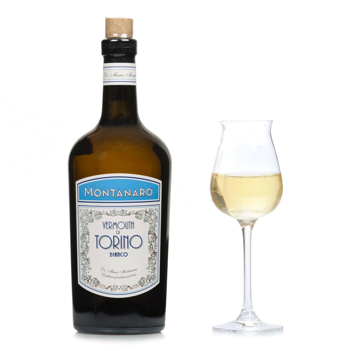 Montanaro Vermouth Bianco 0,75l