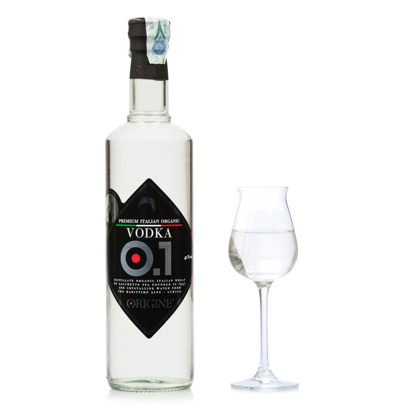Origine Vodka 0.1 Biologica 0,7l