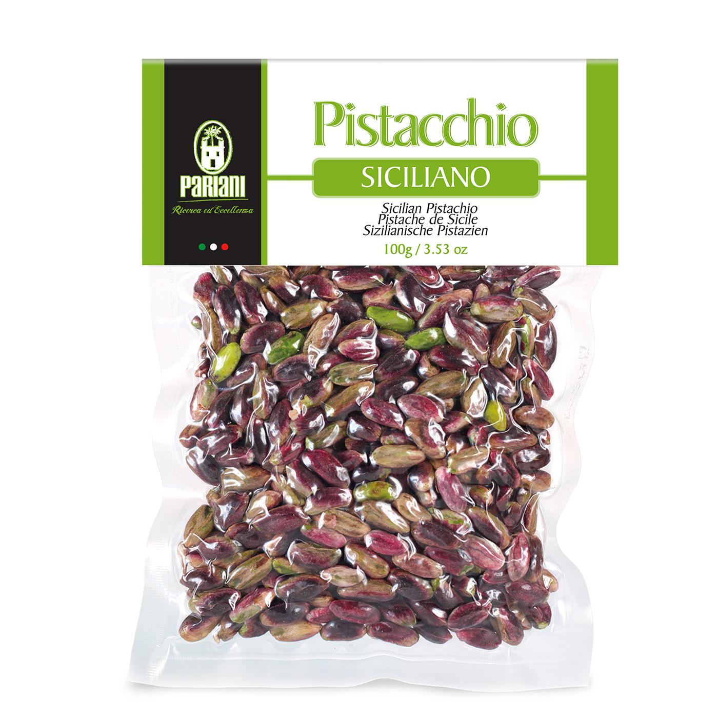 Pariani Pistacchio Siciliano Sgusciato 100g