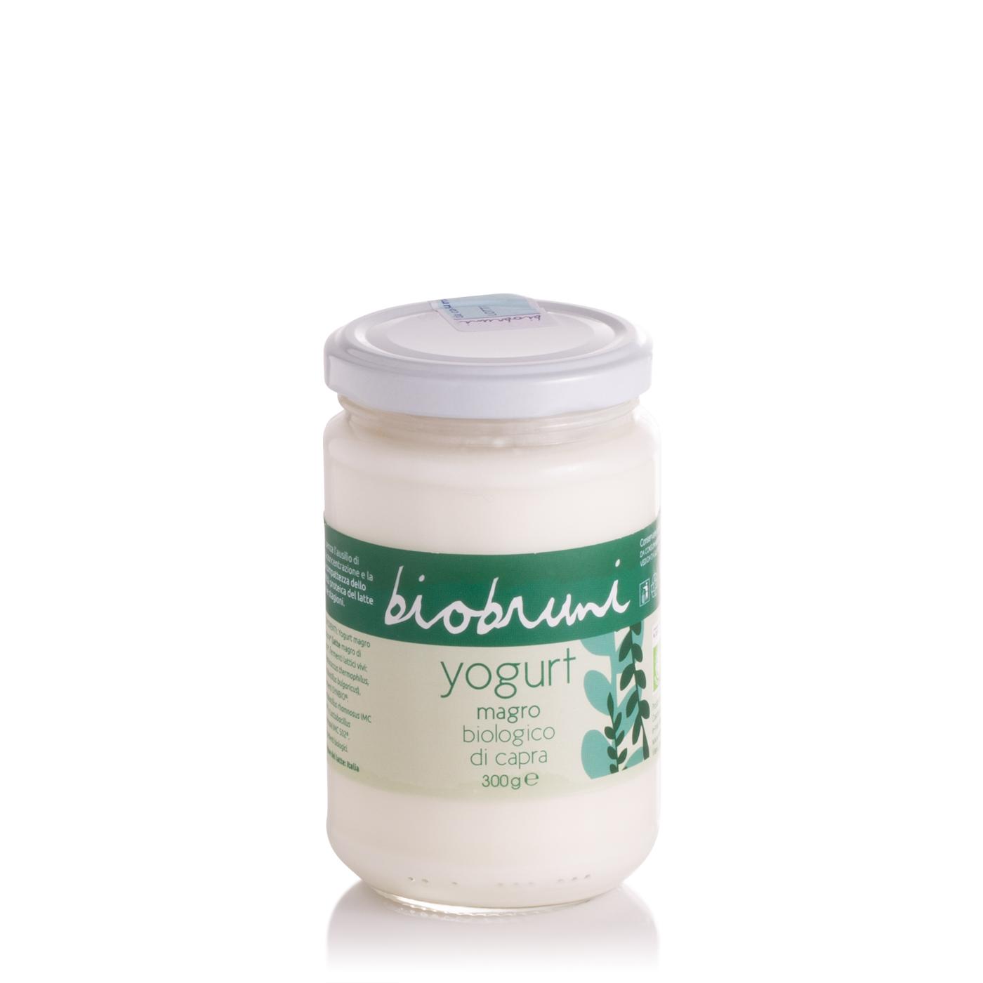Osvaldo Bruni Yogurt di Capra Magro 300g