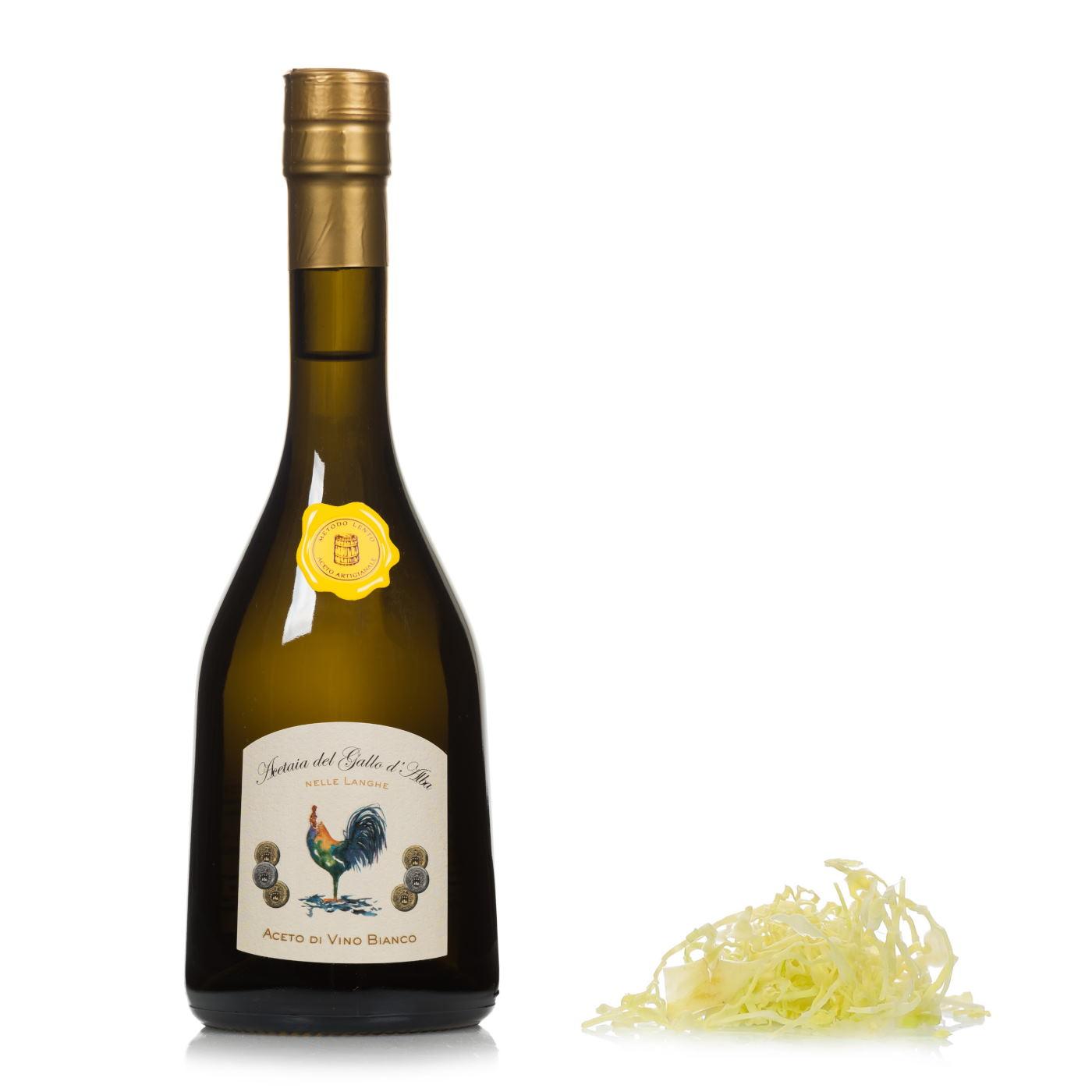 Acetaia del Gallo Aceto Bianco Lento 0,5l