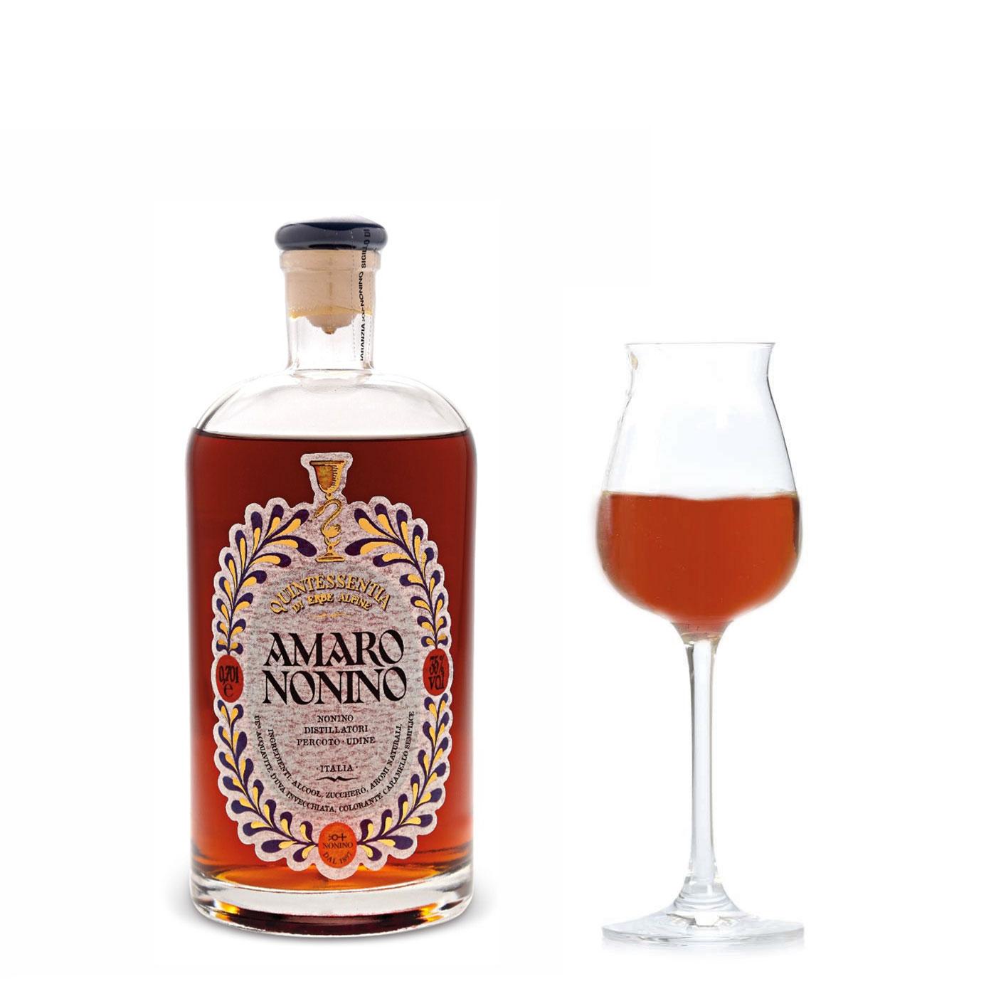 Nonino Amaro Quintessentia 0,70l