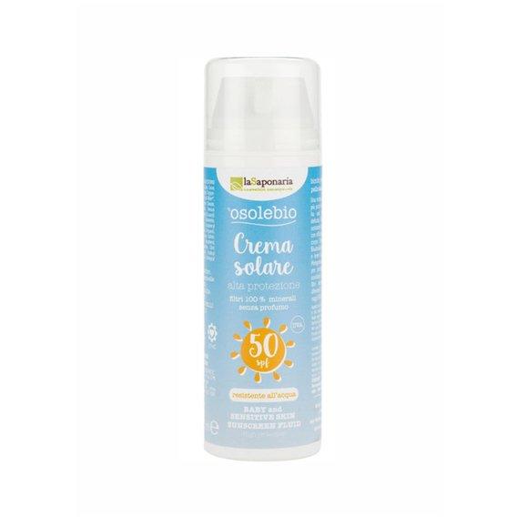 Crema Protettiva Spf50  0,125l