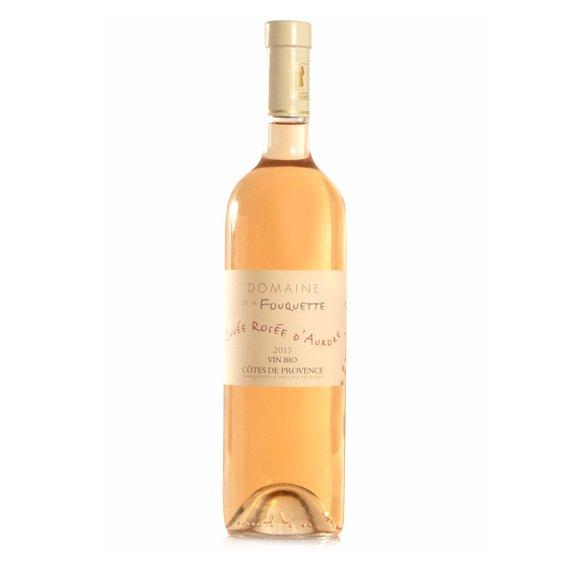 Côtes de Provence AOC Cuvée Rosée d'Aurore  0,75l