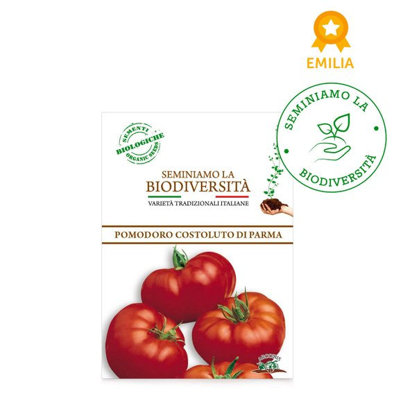 Semi Bio Pomodoro costoluto di Parma 3g