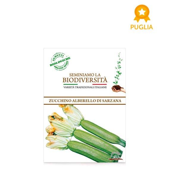 Semi Bio Zucchino Alberobello 3gr