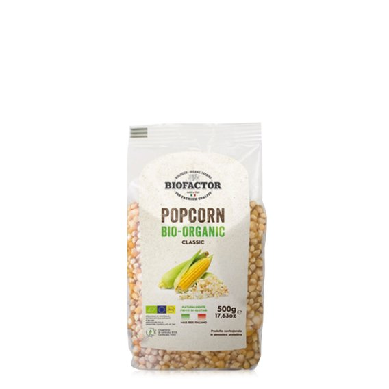 Mais Per Popcorn Bio  500g