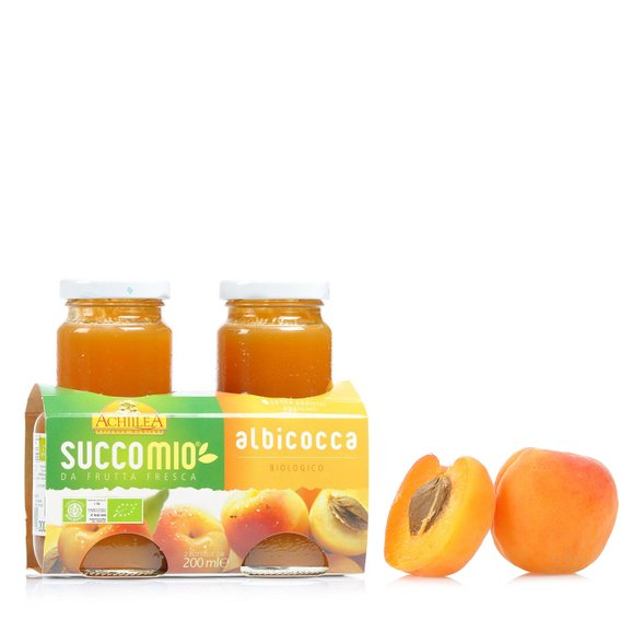 Succomio Albicocca 2x 200ml