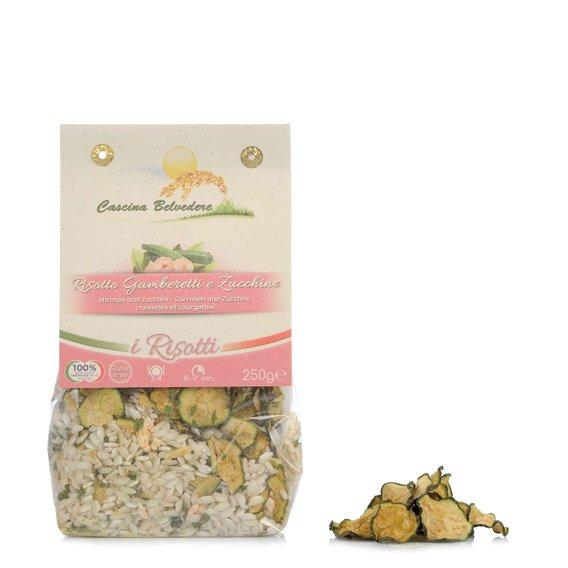 Risotto Gamberetti e Zucchine 250g