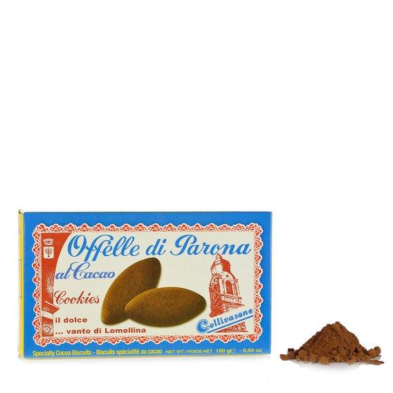 Offelle di Parona al Cacao 190g