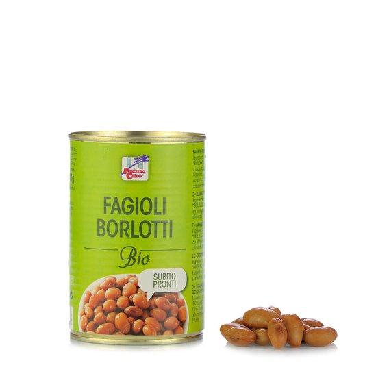 Fagioli Borlotti 400g