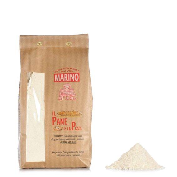 Farina Bio per Pane e Pizza 1kg