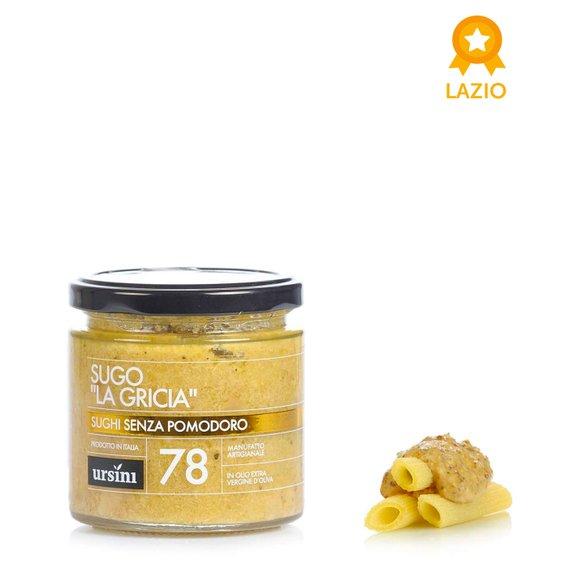 Sugo La Gricia 200 g