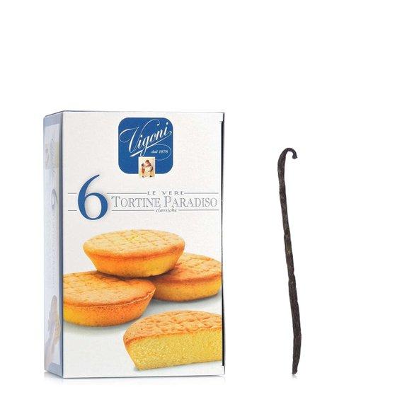 Tortine Paradiso 6X 6 x 46g