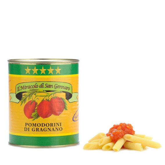 Pomodorini di Gragnano Monti Lattari 800g