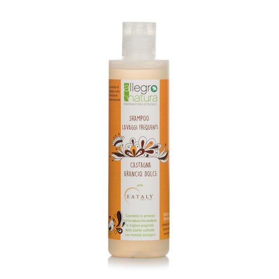 Shampoo lavaggi frequenti alla castagna 250ml
