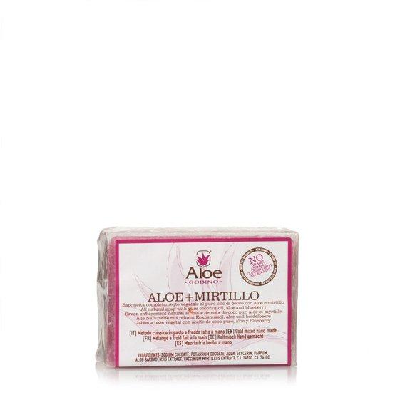 Sapone Aloe Mirtillo  100g