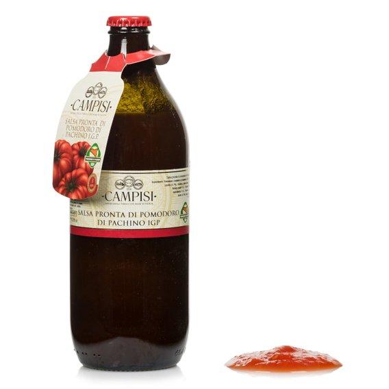 Salsa di pomodoro Pachino IGP