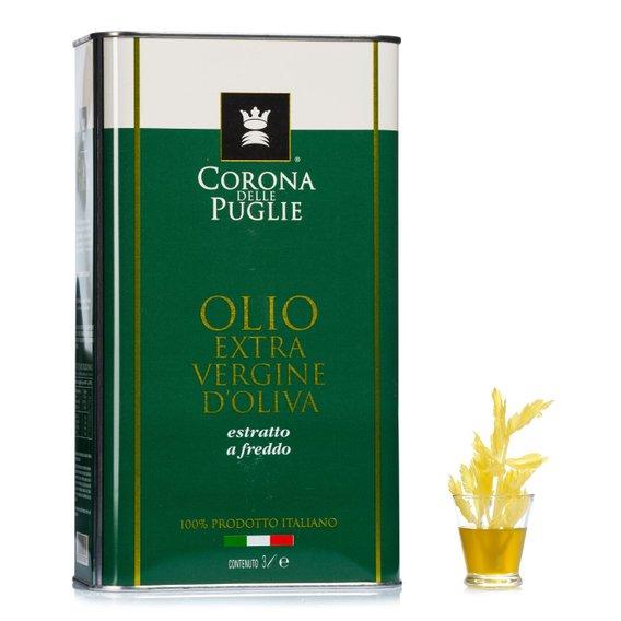 Olio Extra Vergine D'Oliva Fruttato Intenso
