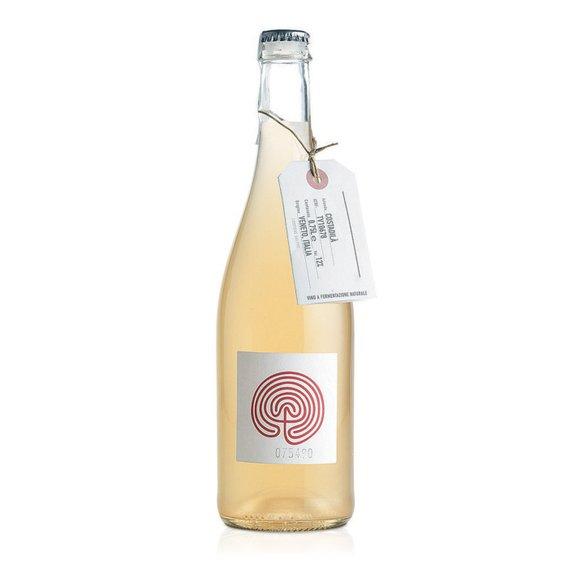 Vino Bianco Frizzante 330slm  0,75l
