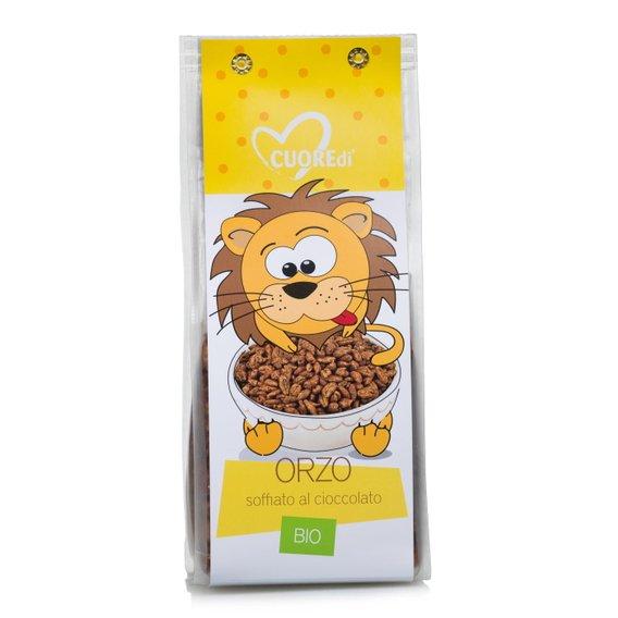 Orzo Soffiato al Cioccolato Bio Kids 125g