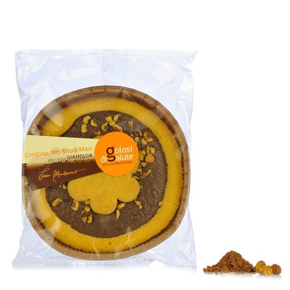 Crostata Crema Gianduja 300g