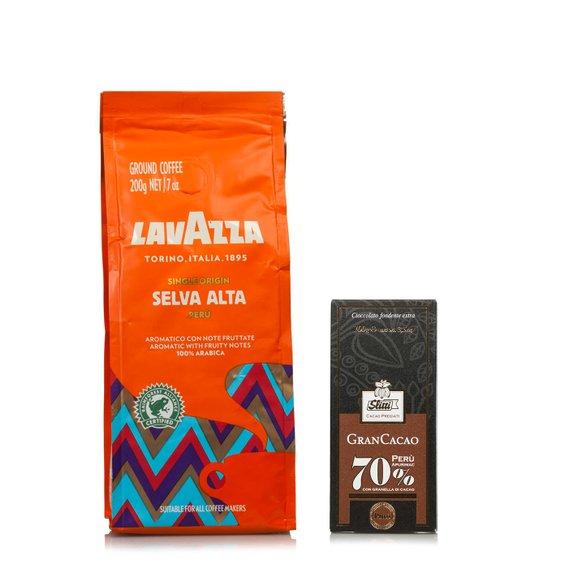 Caffé e Cioccolato del Peru