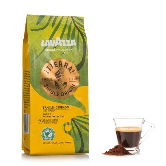 Caffè Tierra Brasile 180g