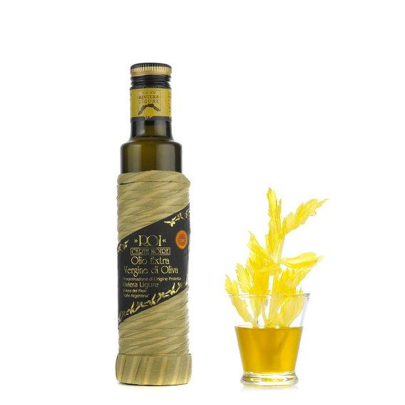 Olio Extravergine di Oliva Carte Noire DOP Riviera Ligure 0,25l