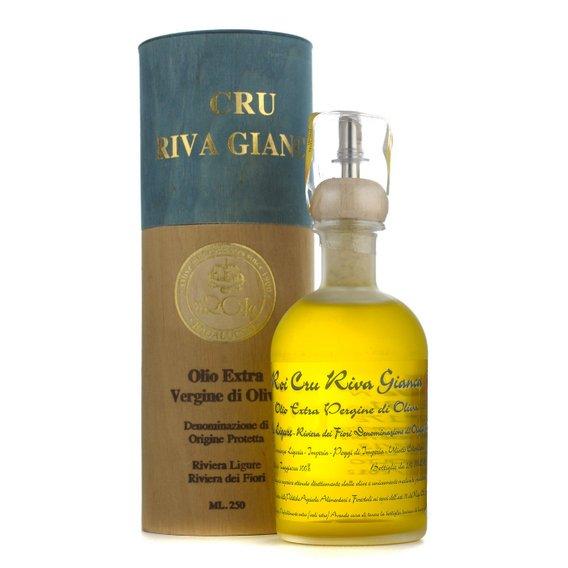 Olio Extravergine di Oliva 'Cru Riva Gianca' Dop 0.25l