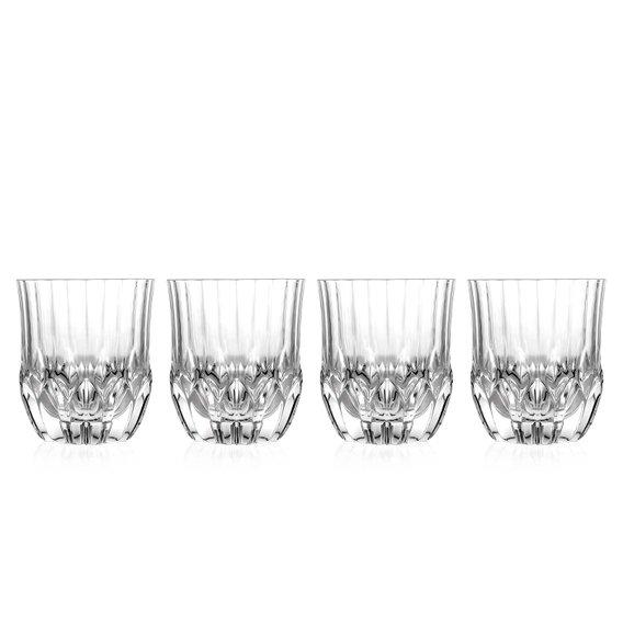 Set 4 Bicchieri da Acqua Adagio