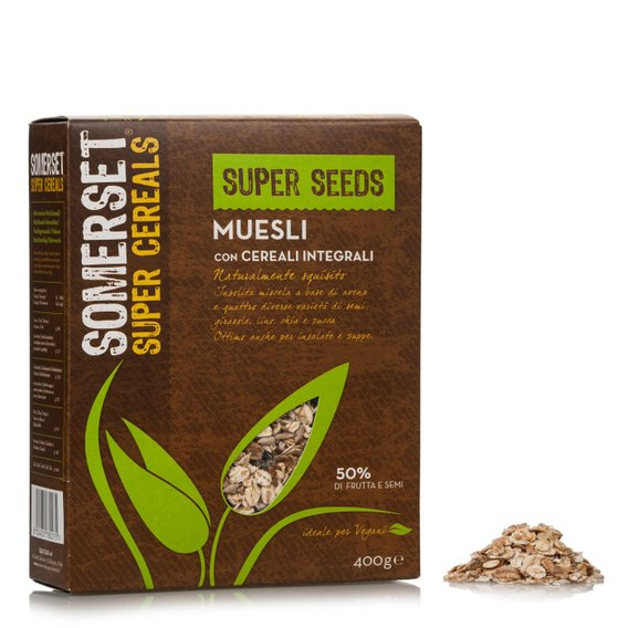 Super Seeds Muesli 400g