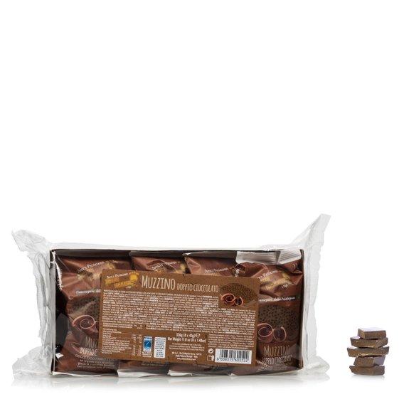 Muzzino Doppio Cioccolato  42gx8