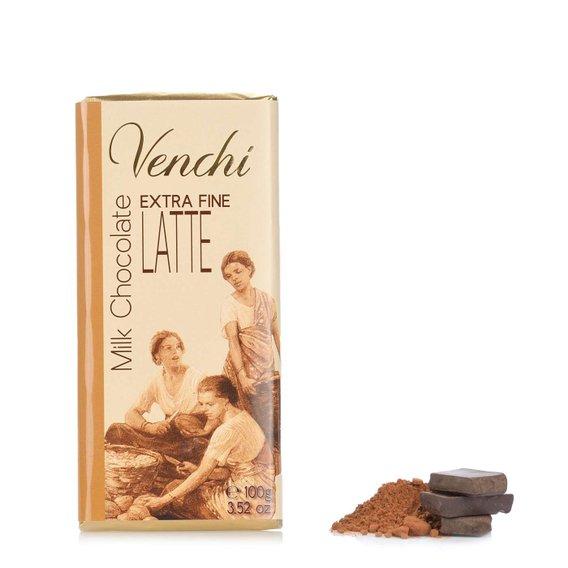 Tavoletta Cioccolato al Latte Extra 100g