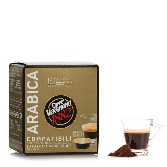 Espresso Arabica 16 Capsule 45g