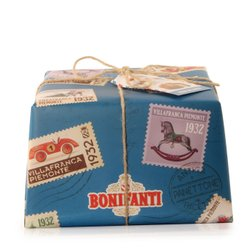Panettone Milanese Basso 1 kg
