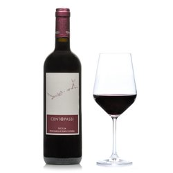 Centopassi Rosso 0,75l