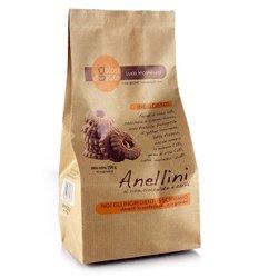 Anellini al Riso, Cioccolato e Caffè 250g