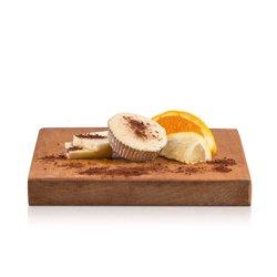 Torta di Cioccolato Bianco e Arance 40g