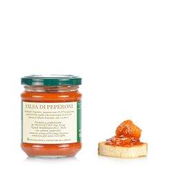 Salsa di Peperoni 180g