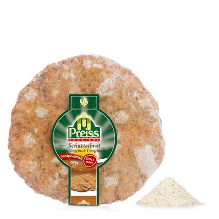 Pane croccante artigianale 200g