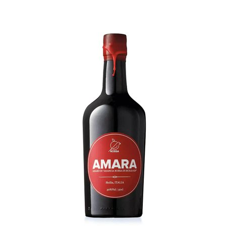 Amara Amaro d'Arancia Rossa 0,5l