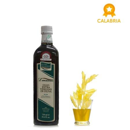 Olio Extravergine Aspromontano 0,75l