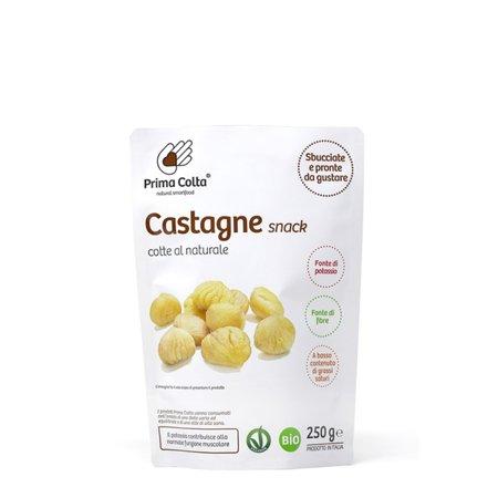 Castagne Bio Cotte Naturali 250g