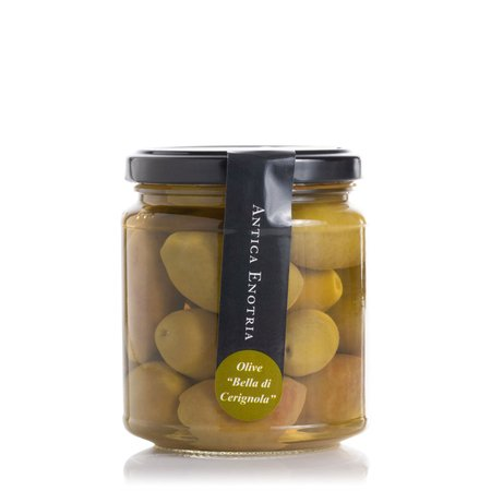Olive in Salamoia 341ml
