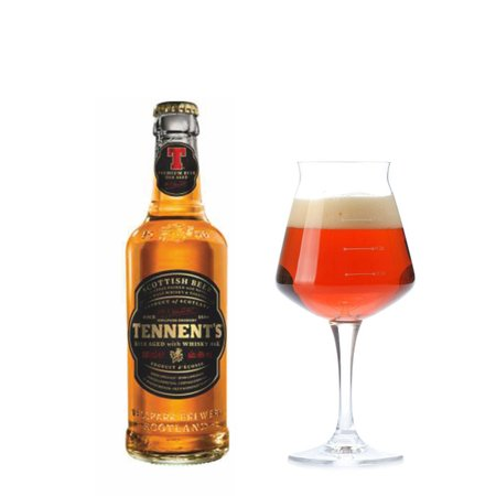 Tennent's Whisky Oak 0,33l