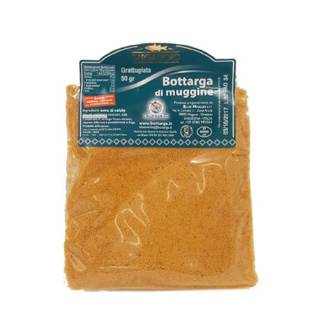 Bottarga di Muggine in busta 50g