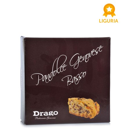 Pandolce basso genovese 750g