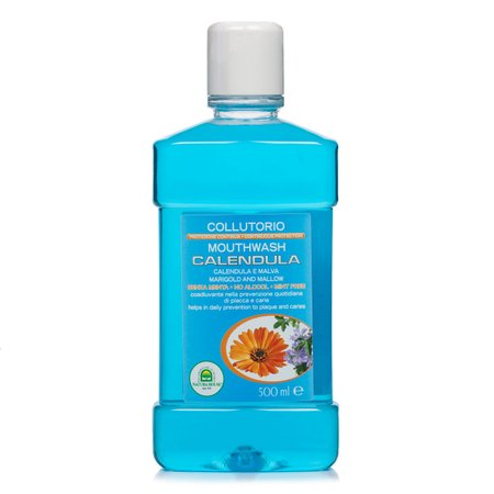 Collutorio Calendula e Malva 500ml