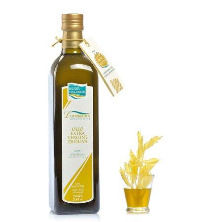 Olio Extravergine Ottobratico 0,75l